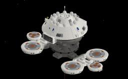 Star Trek Regula One Minecraft Project