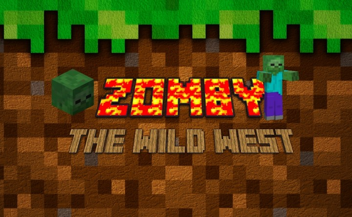 Zomby the wild west zombie survival game minecraft project for Zombie crafting survival games