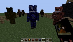 [FORGE] FreddyCraft v1.4: Adds things from FNaF 1, 2, 3, and 4 into Minecraft! (On hiatus) Minecraft
