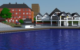 Södertälje City Minecraft Project