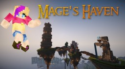 Mage's Haven - A Medieval Build Minecraft Map & Project