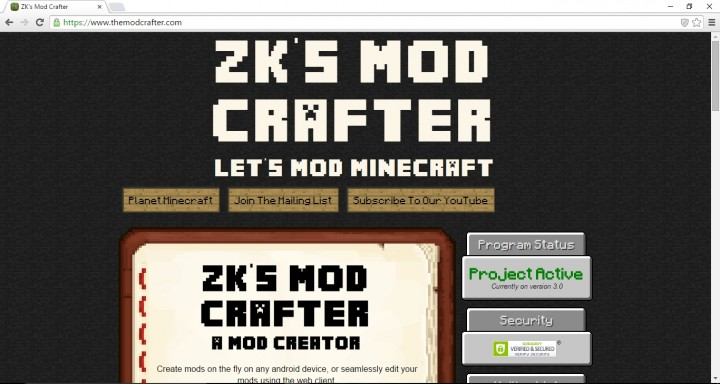 how to make a tempest crafter in minecraft