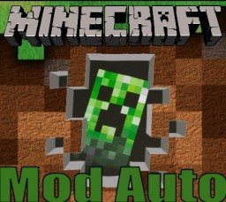 [Forge] [MAC ONLY] MinecraftModAuto [V2] [NEW ICON] [TUTORIAL]