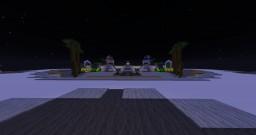 Tokitoki city  [Dragon Ball Xenoverse Lobby] W.I.P Minecraft Map & Project