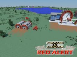 C&C Red Alert Barraks+Kennel Soviet