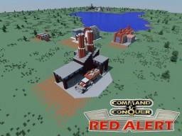 C&C Red Alert Ore Refinery