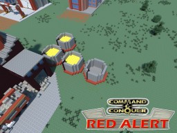 We need Silos! C&C Red Alert