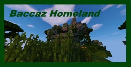 Baccaz Homeland - Skywars Map Minecraft Project