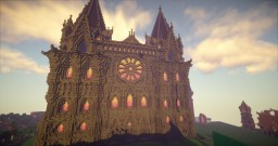 Krems-Cathedral Minecraft Map & Project