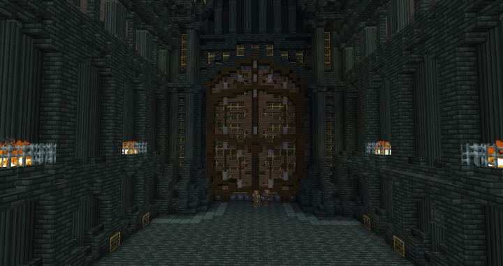 Gate to the Trease Room