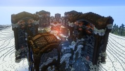 Heldrahus - server spawn Minecraft Map & Project