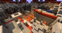 25x25 PvP Duelling Arena - Zyrin Minecraft Map & Project