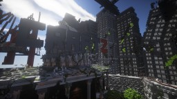 Apocalyptic City Hall Minecraft Map & Project
