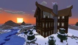Winter Retreat Minecraft Map & Project