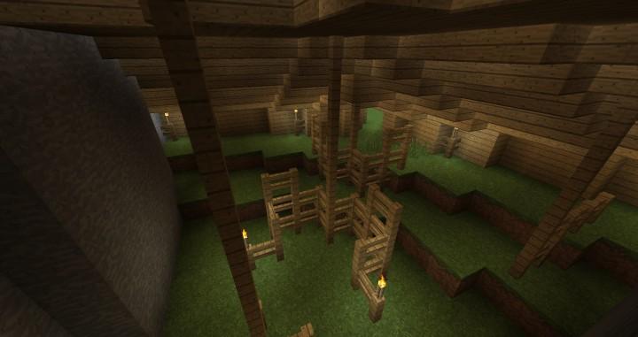 The Maze Runner Minecraft Project