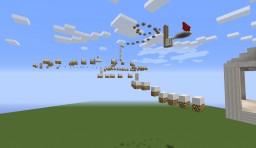 Gods Parkour #1 Minecraft Map & Project
