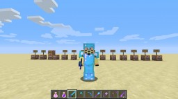 Ultimate Item Commands, paste in a command block (Get one with /give @p minecraft:command_block)
