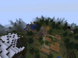 Starmatt Minecraft Map & Project