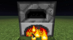 How to Make Infinitely Burning Furnaces Minecraft Blog Post