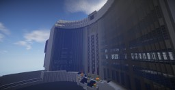 Capitol Minecraft Map & Project