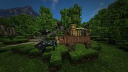 Medieval Wagon [schematic] Minecraft Project