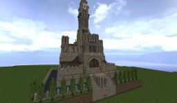 Templar's Tower Minecraft Project