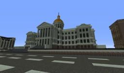 Georgia Capitol Building Minecraft Map & Project