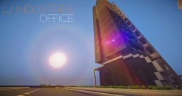 LJ INDUSTRIES - MODERN OFFICE BUILDING - IAS Minecraft Map & Project