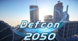Cinematique - Defcon 2050 - FuturistMap Minecraft Map & Project