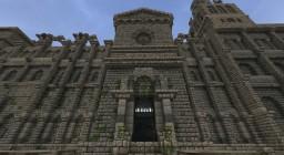 Undead Parish DARK SOULS standalone map Minecraft