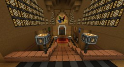 Harry Potter and the Sorcerer's Stone Video Game World Minecraft Map & Project