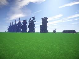 Victorian Steam Punk (Tutorial) Minecraft Map & Project