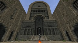 Northern Undead Asylum DARK SOULS standalone map Minecraft