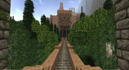 Sens Fortress DARK SOULS standalone map Minecraft Map & Project