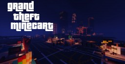 Welcome to Los Santos Project Minecraft Map & Project