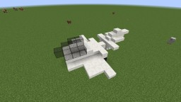 Saab JAS-39 Gripen Minecraft Map & Project