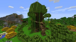 Fantasy World 3D Edition Minecraft Texture Pack
