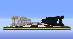 Chess 3D Minecraft Map & Project