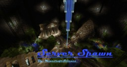 Server Spawn Lobby![Shops][Staff Room][More!] Final Version! Minecraft Project