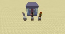Halloween Creatures In Only One Command Minecraft Project