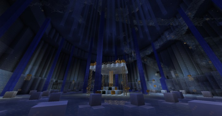 Our largest custom made HG arena!