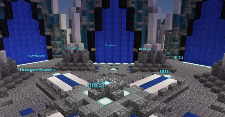We have LOTS of minigames!