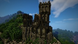Small EPIC Medieval Castle [ + Download ] Minecraft Map & Project