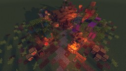 [+Download] Medival Market with stands and well [RPG Map] Minecraft