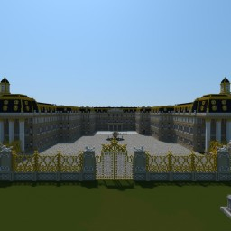 [Aliquam] Palace of Versailles Minecraft Map & Project