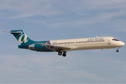 Boeing 717-200 (AirTran Airways) Minecraft