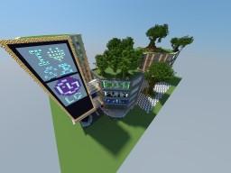 City mall Minecraft