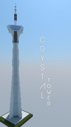 Crystal Tower | A Modern Telecommunication Tower