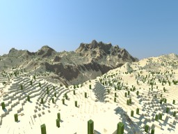 Desert Wastland Minecraft Project