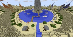 VulcanLand - TeamQuakeCraft Map Minecraft Map & Project